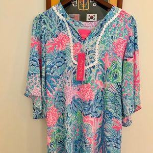 Lilly Pulitzer Delancey Dress S